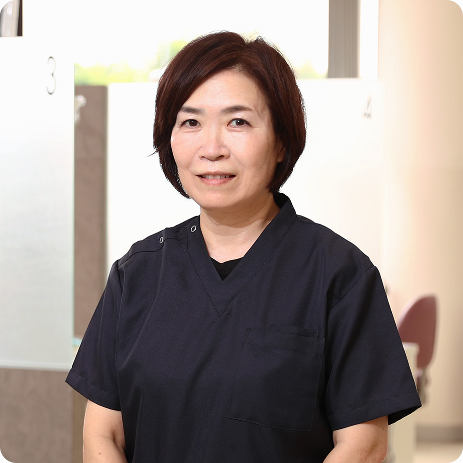 訪問専門歯科医師 國廣 眞佐子