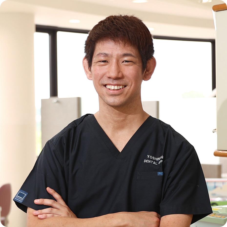 歯科医師 諸隈 文秀