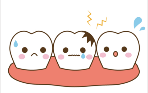 その痛みの原因は?痛みは虫歯だけではありません!